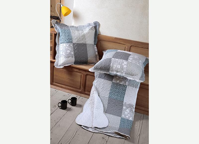 interesting boutis uni gris boutis tivoli with linge des vosges boutis. Black Bedroom Furniture Sets. Home Design Ideas