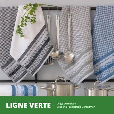 4eb2527e4ba42 Atelier broderie Gérardmer : Personnalisez votre linge selon vos envies ! - Ligne  Verte